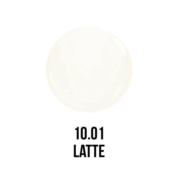 smaltogel semipermanente shellac bianco latte