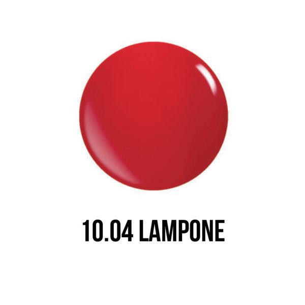 smaltogel semipermanente shellac color lampone