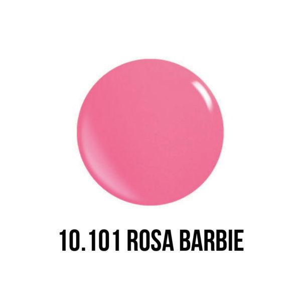 smalto gel semipermanente shellac Rosa Barbie