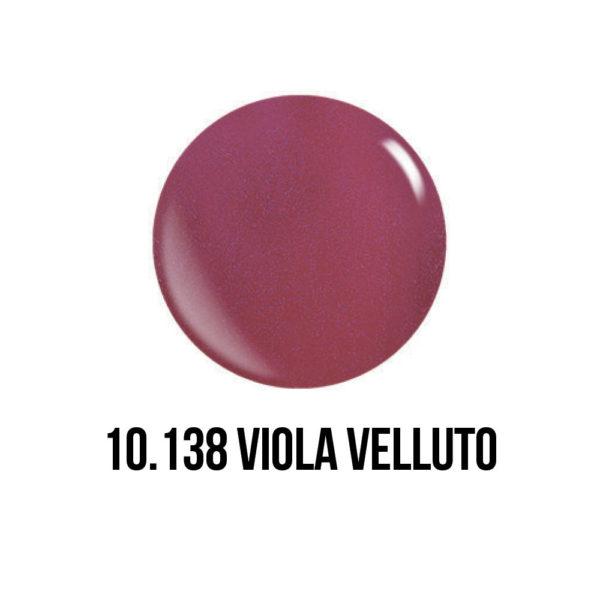 smalto gel semipermanente shellac Viola Velluto