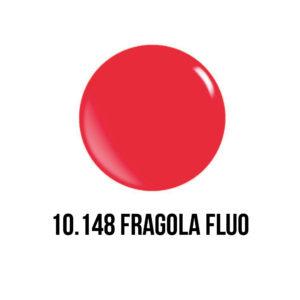 smalto gel semipermanente shellac Fragola Fluo