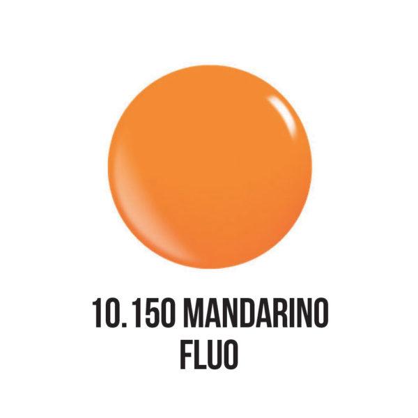 smalto gel semipermanente shellac Mandarino Fluo