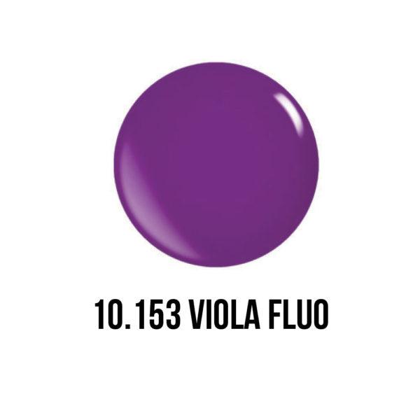 smalto gel semipermanente shellac Viola Fluo