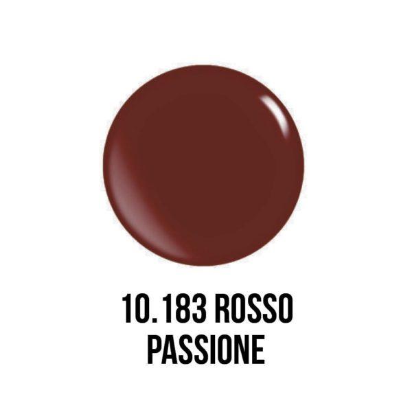 smalto gel semipermanente shellac Rosso Passione