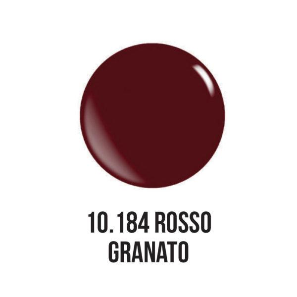 smalto gel semipermanente shellac Rosso Granato