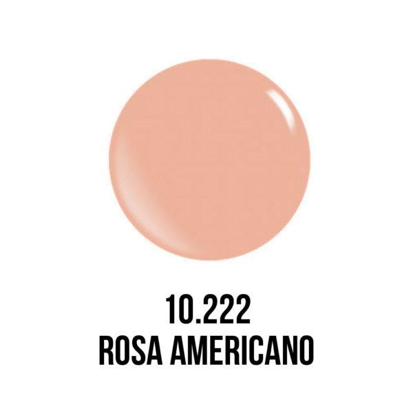 smalto gel semipermanente shellac Rosa Americano