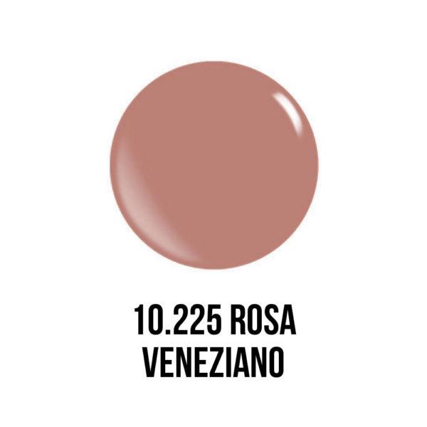 smalto gel semipermanente shellac Rosa Veneziano
