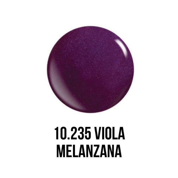smalto semipermanente shellac gel viola melanzana
