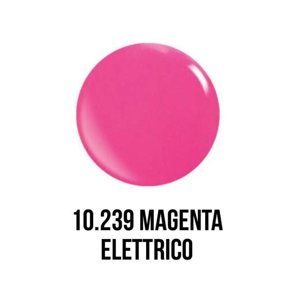 smalto semipermanente shellac gel magenta elettrico
