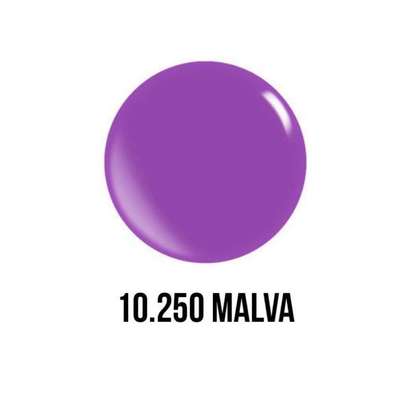 smalto semipermanente shellac gel Malva