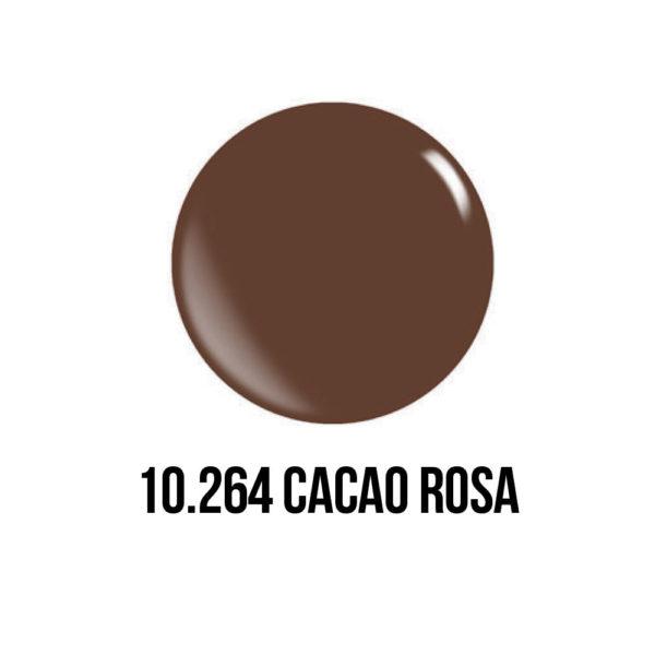 smalto gel semipermanente shellac Cacao Rosa