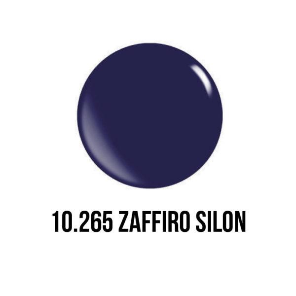 smalto gel semipermanente shellac Zaffiro Silon