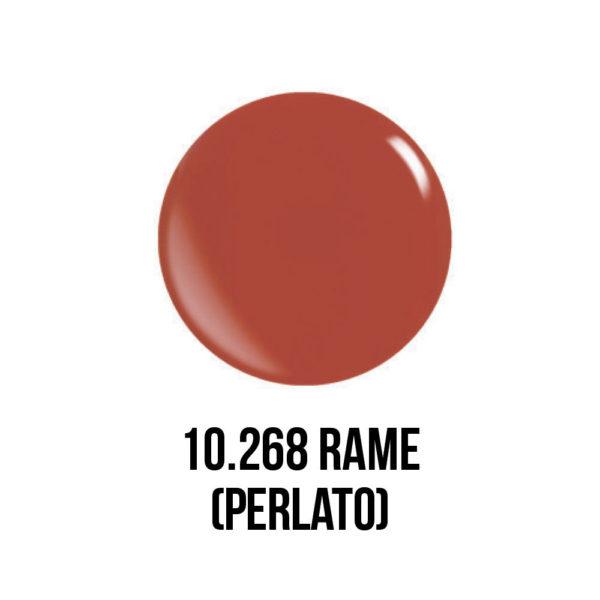 smalto gel semipermanente shellac Rosso Rame