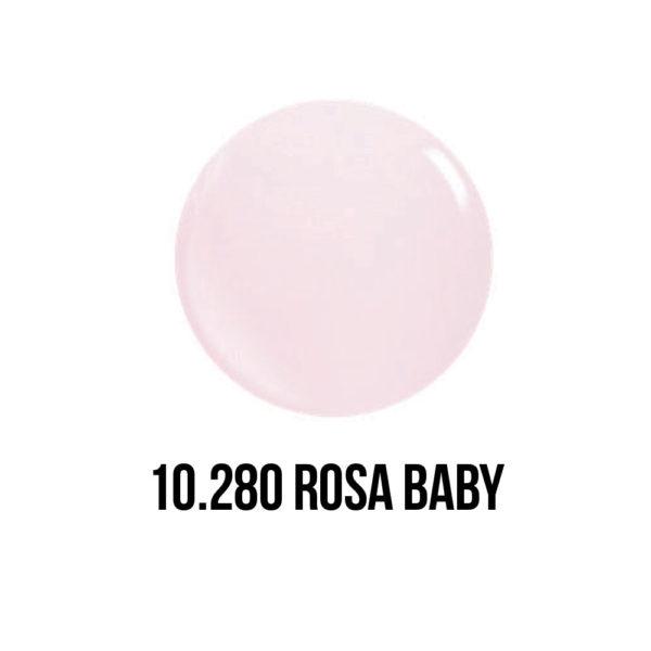 smalto gel semipermanente shellac Rosa Baby