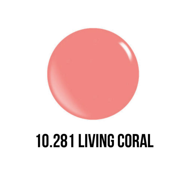 smalto semipermanente shellac gel Living Coral