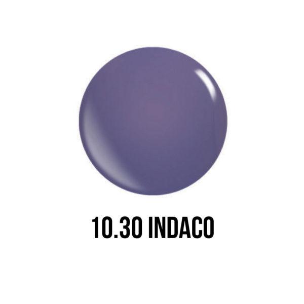 smalto semipermanente gel shellac indico