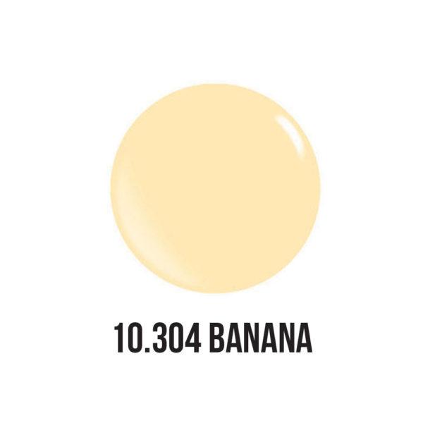 smalto gel semipermanente shellac Banana