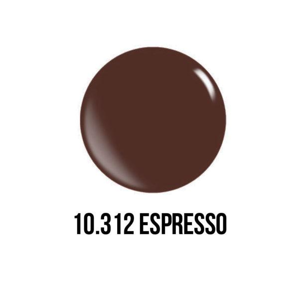 smalto gel semipermanente shellac Espresso