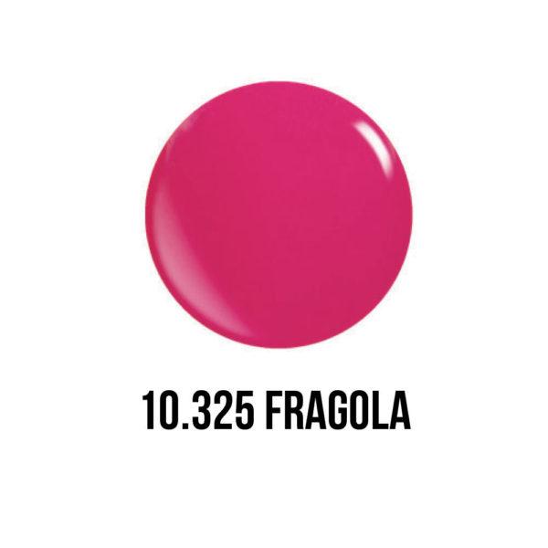 smalto semipermanente shellac gel Rosa Fragola