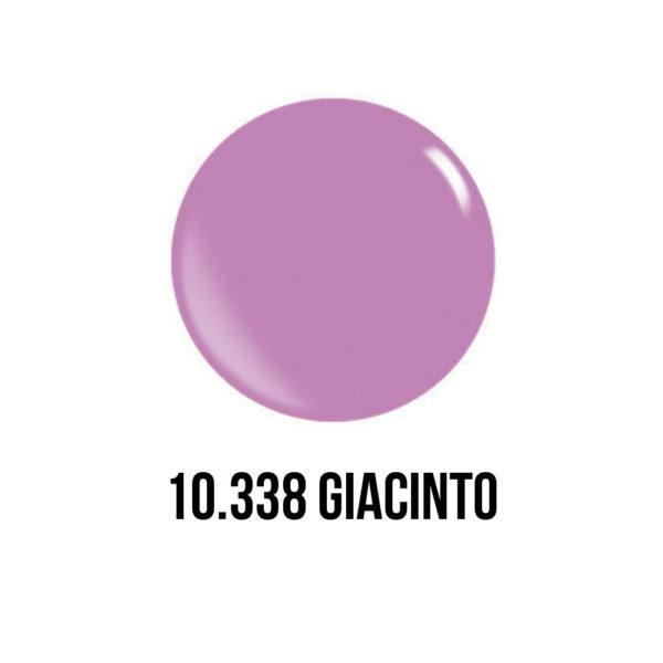 smalto semipermanente shellac gel giacinto