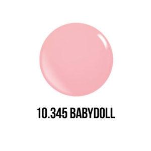 smalto gel semipermanente shellac Babydoll
