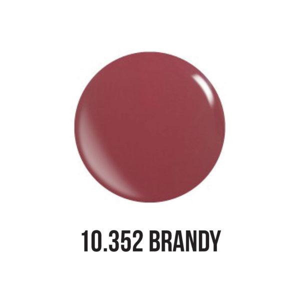 smalto semipermanente shellac gel brandy