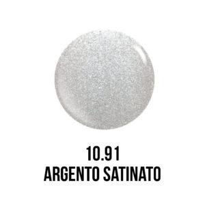 smalto gel semipermanente shellac Argento Diamond