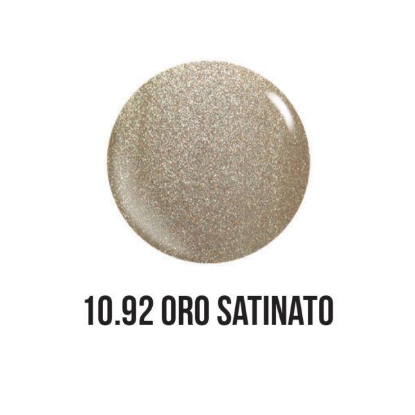 smalto gel semipermanente shellac Oro Satinato