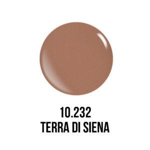 Smalto semipermanente Terra di Siena