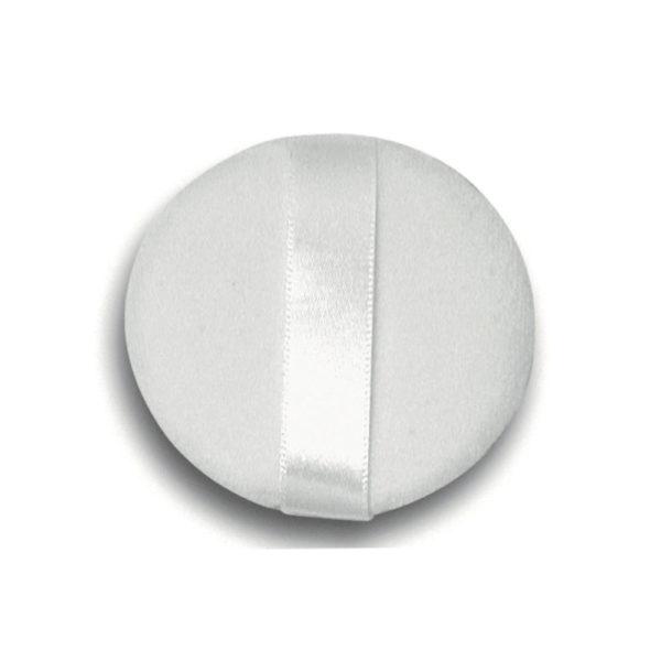 Puff in cotone diametro 6 cm