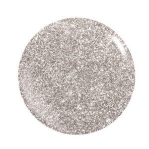smalto semipermanente Argento Glitter